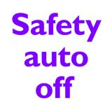 Safety Auto Off