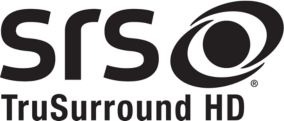 SRS TruSurround HD sound