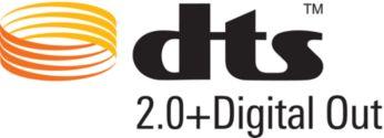 DTS 2.0, dijital çıkış