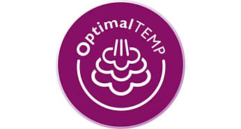 OptimalTemp: The perfect combination of steam & temperature