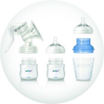 Compatibile con la gamma Philips Avent