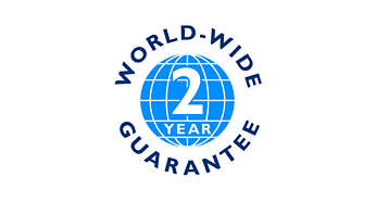 2-year guarantee