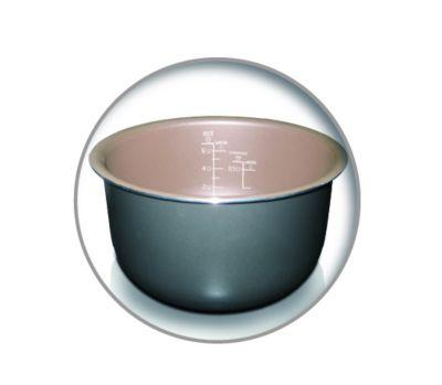 Утолщенное 2-мм напыление на внутренней чаше