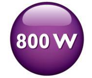 800 W motor