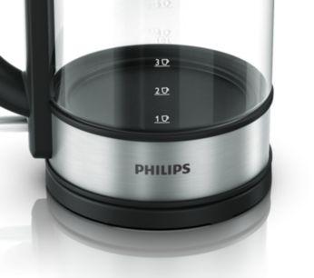 Индикатор воды по чашкам позволяет вскипятить столько воды, сколько нужно
