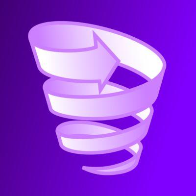 Двухуровневый циклонный фильтр