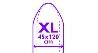 Perfectă pentru masa Easy8: 120x45 cm