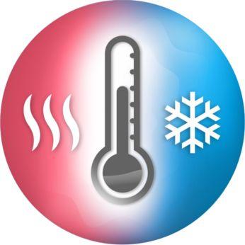Odporność na temperaturę