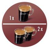 1 o 2 tazas de café al mismo tiempo