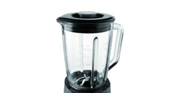 Wysokiej jakości szklany dzbanek — poj. maks. 2l; 1,5l w przypadku jedzenia
