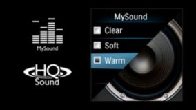 HQ-Sound with MySound