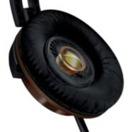 32mm speaker driver delivers powerful and dynamic sound
