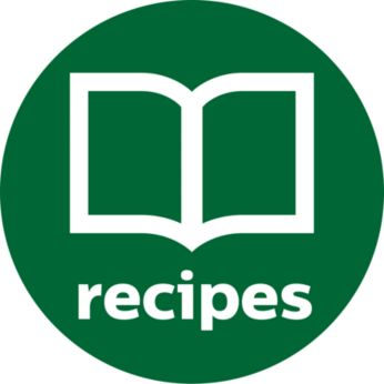 Handy recipe booklet included