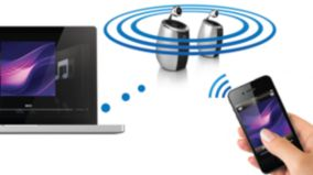 AirPlay wireless technology