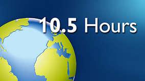 До 10,5 часов работы в Интернете