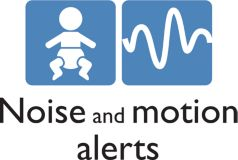 Noise and motion alerts