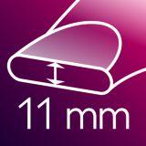 Boquilla ultrafina de 11mm para dar forma