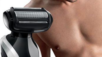 Bodygroom tıraş makinesi: Boyun altında pürüzsüz tıraş için