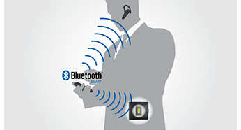 Make calls via Bluetooth headset even with InRange paired