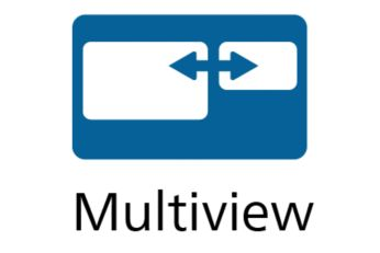MultiView enables active dual connect and view at same time