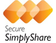 Secure SimplyShare ready - for streaming content to the TV