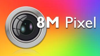8-мегапиксельная камера с автофокусом и вспышкой обеспечивает качественные снимки