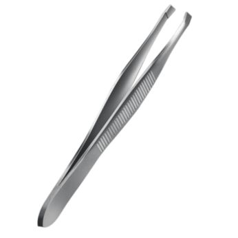 Additional portable tweezers for absolute precision.