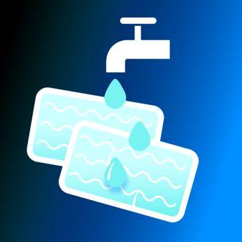 Plaunamos ir patvarios mikropluošto šluostės
