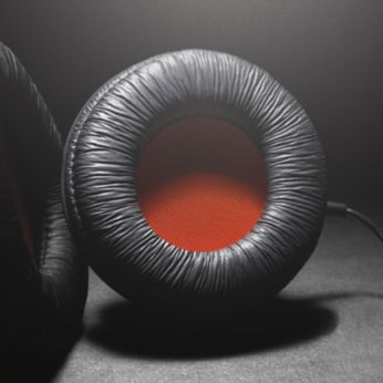 Minkštos 85 mm skersmens pagalvėlės patogesniam naudojimui
