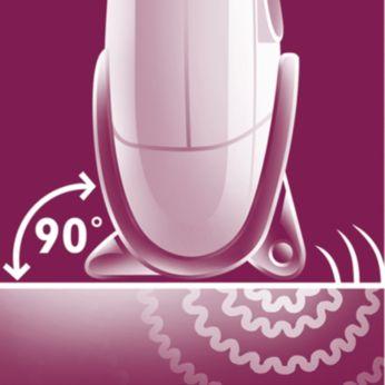 Насадка Opti-start с эффектом массажа