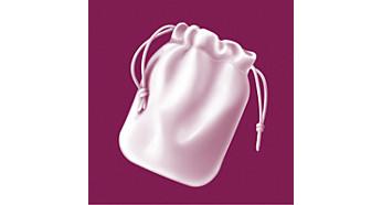 Praktische Tasche zur einfachen Aufbewahrung