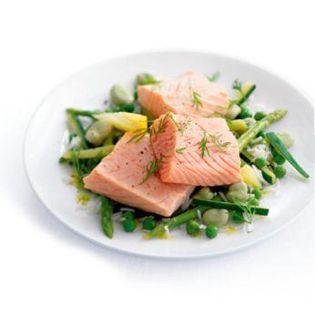 Με το υγιεινό μαγείρεμα στον ατμό όλα τα θρεπτικά συστατικά μένουν στο φαγητό.