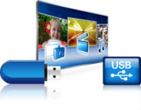 USB (bilder, musikk, video)