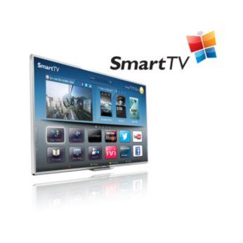Smart TV: un mundo de entretenimiento en línea