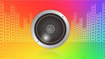 Громкий динамик для усиленного звука