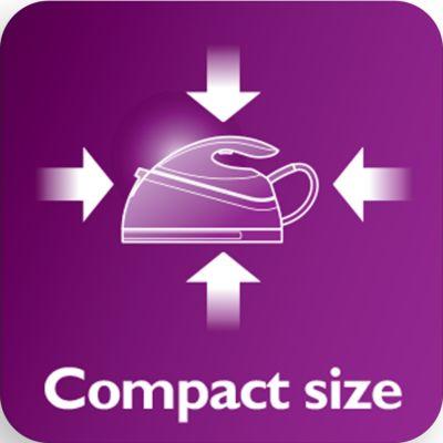 Компактный и легкий