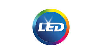 Innovative LED technology with extremely long operating life