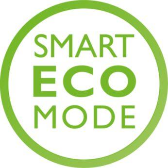 Tryb Smart ECO umożliwiający dynamiczne oszczędzanie energii