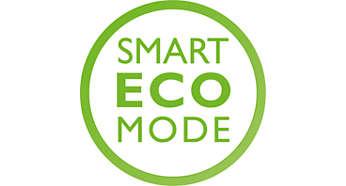 Λειτουργία Smart ECO με αυτόματη εξοικονόμηση ενέργειας