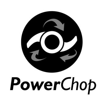 Technologie PowerChop, pour un excellent hachage