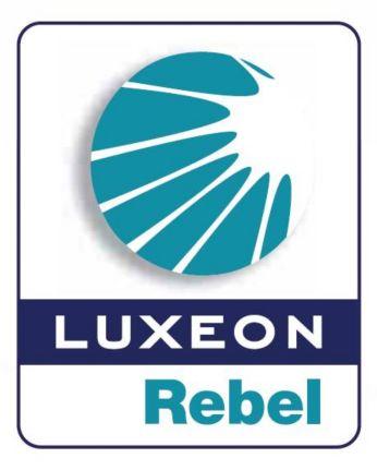 Funciona con 2 LED Luxeon de alta potencia de última generación (60lux)