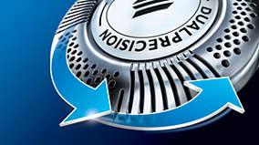 DualPrecision blades