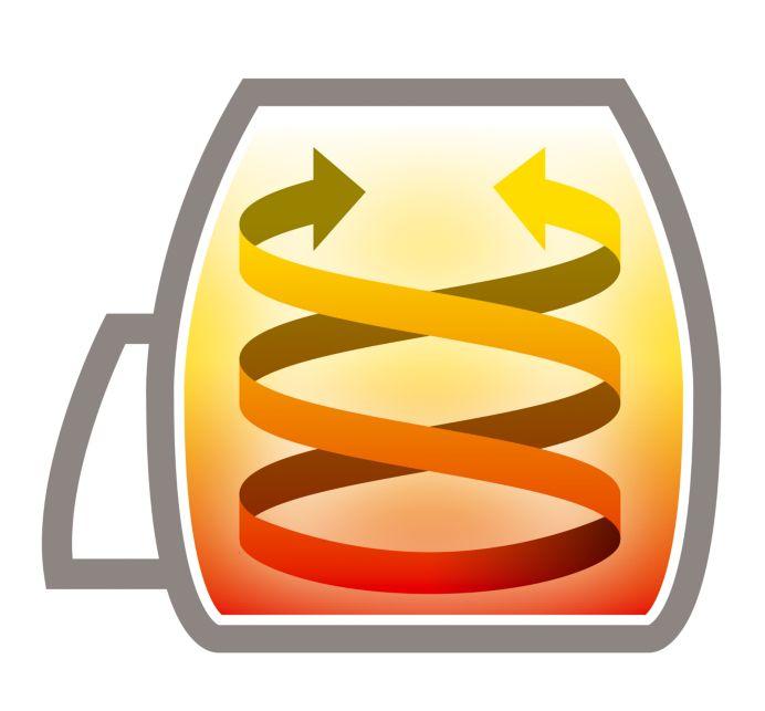 Uniek ontwerp voor heerlijke gerechten met weinig vet