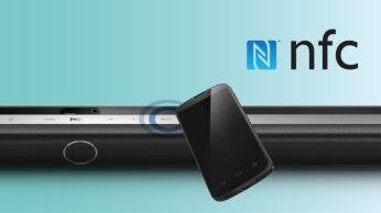 Smartphone-uri cu funcţia NFC activată, pentru sincronizare Bluetooth