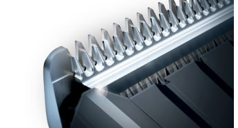 Uzun süreli keskinlik için kendiliğinden bilenen çelik bıçaklar