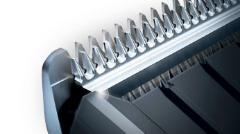 Self-sharpening steel blades for long-lasting sharpness