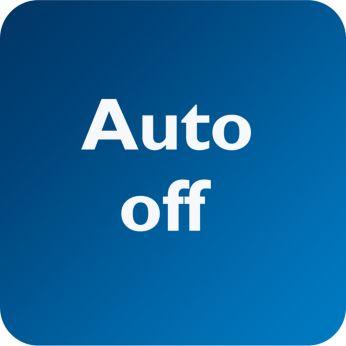 Żelazko pozostawione bez nadzoru wyłącza się automatycznie