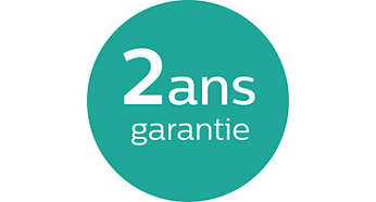 Garantie internationale de 2 ans