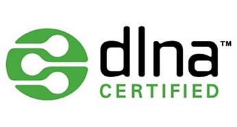 Connectez votre écran et partagez avec DLNA