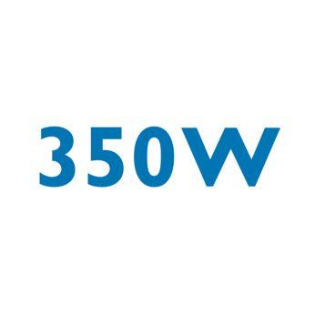 Blender with 350W motor power